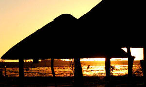 Kalahari Monate Lodge Gallery | Sundowners